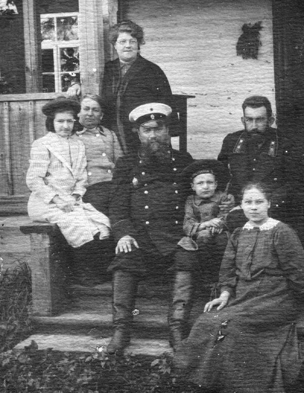 Иван Лаврентьевич Юстов (1873-1920).